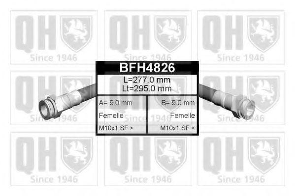 Тормозной шланг QUINTON HAZELL BFH4826