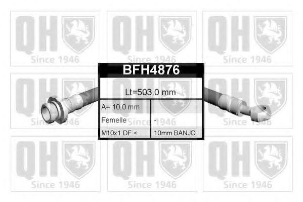 Тормозной шланг QUINTON HAZELL BFH4876