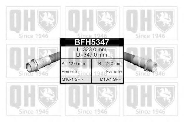 Тормозной шланг QUINTON HAZELL BFH5347