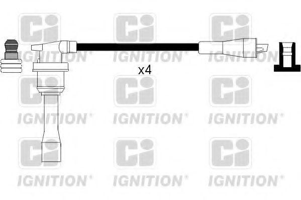 Комплект проводов зажигания QUINTON HAZELL XC1000