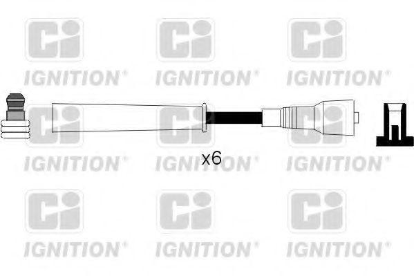 Комплект проводов зажигания QUINTON HAZELL XC1064