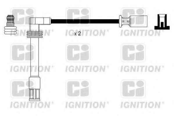 Комплект проводов зажигания QUINTON HAZELL XC1119