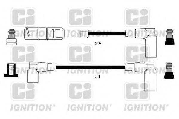 Комплект проводов зажигания QUINTON HAZELL XC1134