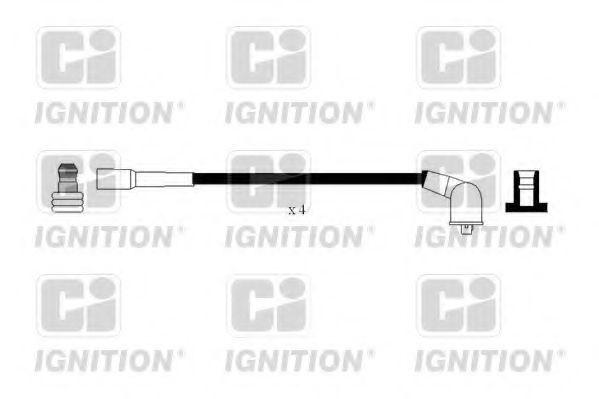 Комплект проводов зажигания QUINTON HAZELL XC1193
