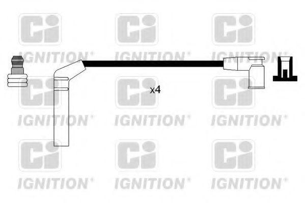 Комплект проводов зажигания QUINTON HAZELL XC1214