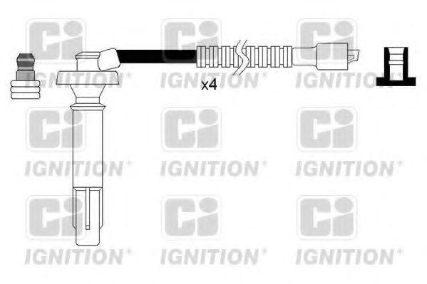 Комплект проводов зажигания QUINTON HAZELL XC1218