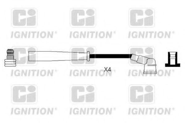 Комплект проводов зажигания QUINTON HAZELL XC1232