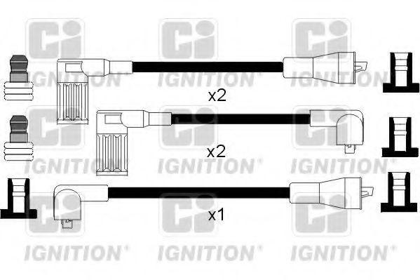 Комплект проводов зажигания QUINTON HAZELL XC182