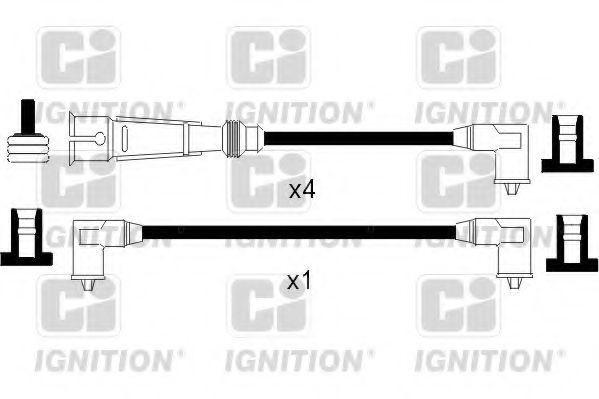Комплект проводов зажигания QUINTON HAZELL XC225