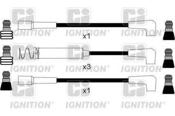 Провода высоковольтные комплект QUINTON HAZELL XC237