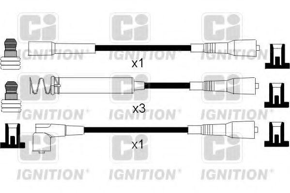 Провода высоковольтные комплект QUINTON HAZELL XC242