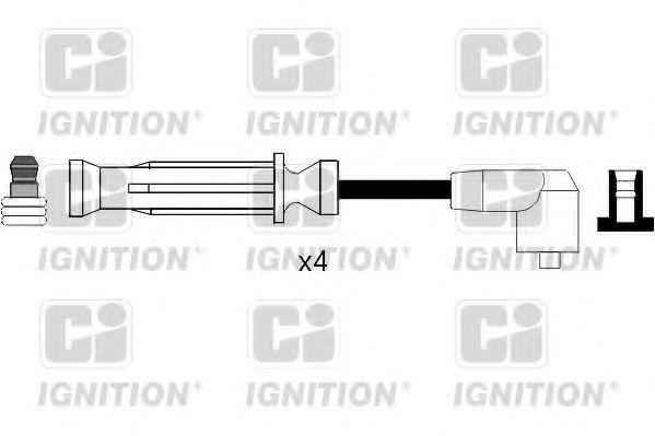 Комплект проводов зажигания QUINTON HAZELL XC299