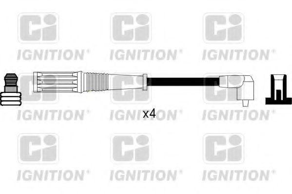 Комплект проводов зажигания QUINTON HAZELL XC375