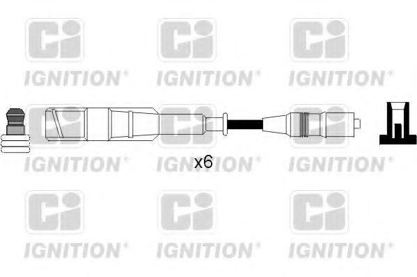 Комплект проводов зажигания QUINTON HAZELL XC528