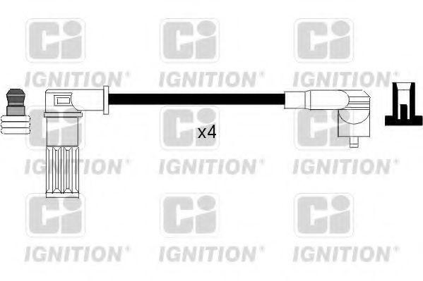 Комплект проводов зажигания QUINTON HAZELL XC558