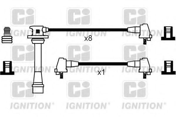 Комплект проводов зажигания QUINTON HAZELL XC630