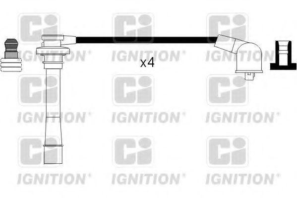 Комплект проводов зажигания QUINTON HAZELL XC661