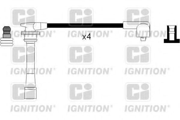 Комплект проводов зажигания QUINTON HAZELL XC677