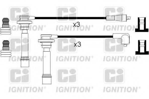 Комплект проводов зажигания QUINTON HAZELL XC682