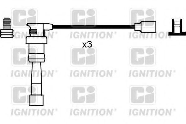 Комплект проводов зажигания QUINTON HAZELL XC683