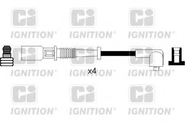 Комплект проводов зажигания QUINTON HAZELL XC815