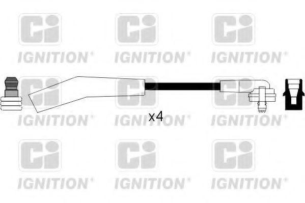 Комплект проводов зажигания QUINTON HAZELL XC816