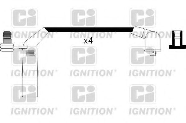 Комплект проводов зажигания QUINTON HAZELL XC868