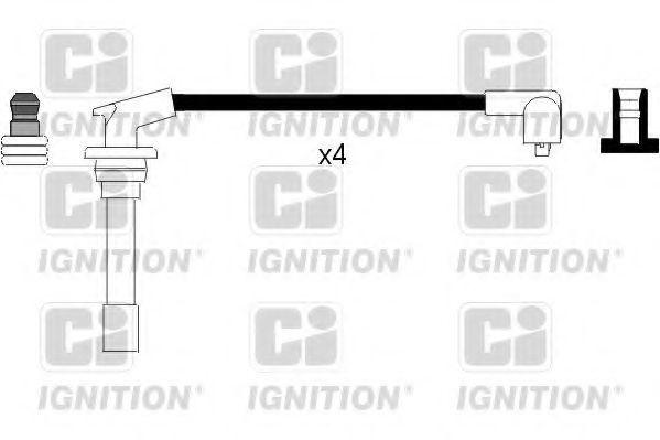 Комплект проводов зажигания QUINTON HAZELL XC879
