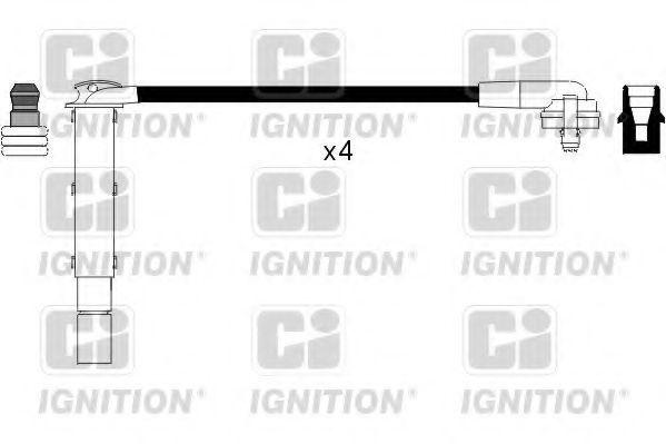 Комплект проводов зажигания QUINTON HAZELL XC883