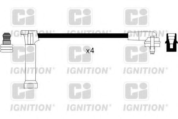 Комплект проводов зажигания QUINTON HAZELL XC897