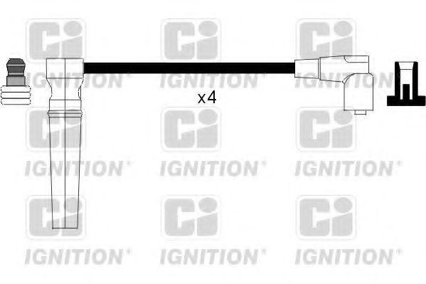 Комплект проводов зажигания QUINTON HAZELL XC930