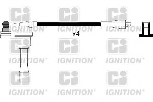 Комплект проводов зажигания QUINTON HAZELL XC999