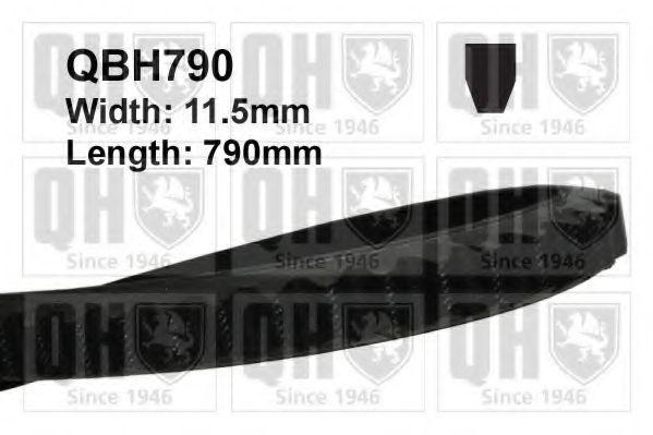Купить Ремень клиновый QUINTON HAZELL QBH790