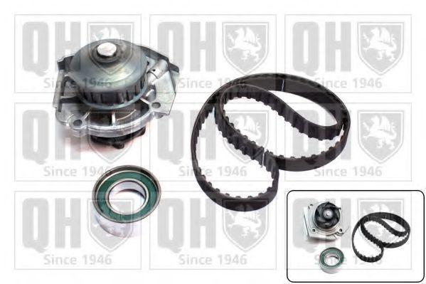 Водяной насос + комплект зубчатого ремня QUINTON HAZELL QBPK1280