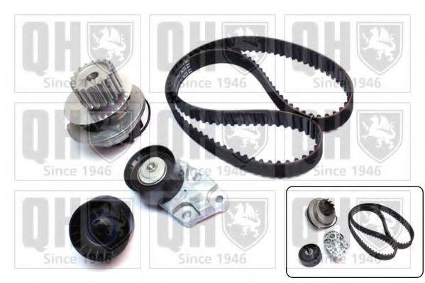 Водяной насос + комплект зубчатого ремня QUINTON HAZELL QBPK4601
