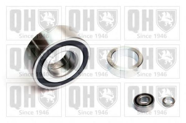 Комплект подшипника ступицы колеса QUINTON HAZELL QWB151C