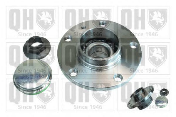 Комплект подшипника ступицы колеса QUINTON HAZELL QWB1395