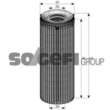 Масляный фильтр FRAM CH11473ECO