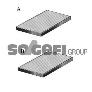 Фильтр, воздух во внутренном пространстве FRAM CF98322