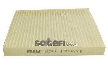 Фильтр, воздух во внутренном пространстве FRAM CF11444