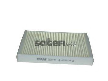 Фильтр, воздух во внутренном пространстве FRAM CF11719