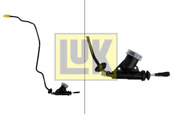 Цилиндр сцепления главный LUK 511014510