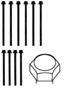 Комплект болтов головки цилидра GOETZE ENGINE 2229018B