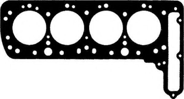 Прокладка ГБЦ GOETZE ENGINE 3002406510