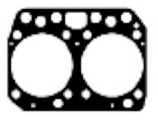 Прокладка ГБЦ GOETZE ENGINE 3002646800