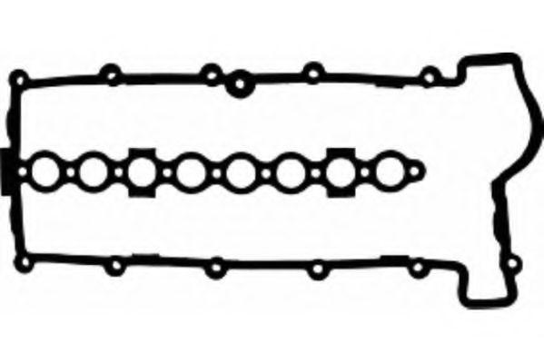 Прокладка, крышка головки цилиндра GOETZE ENGINE 5002967200