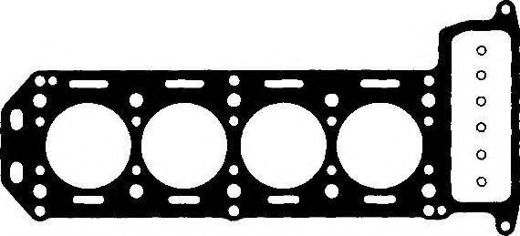 Прокладка, головка цилиндра GOETZE ENGINE 3002226930