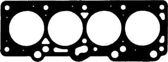 Прокладка, головка цилиндра GOETZE ENGINE 3002512320