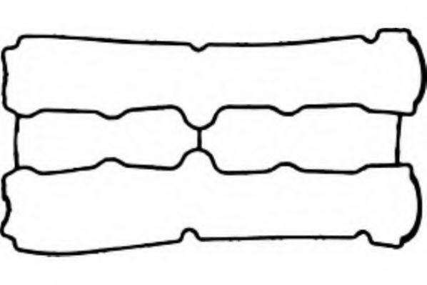 Прокладка, крышка головки цилиндра GOETZE ENGINE 5002920200