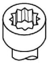 Комплект болтов головки цилидра GOETZE ENGINE 2201322B